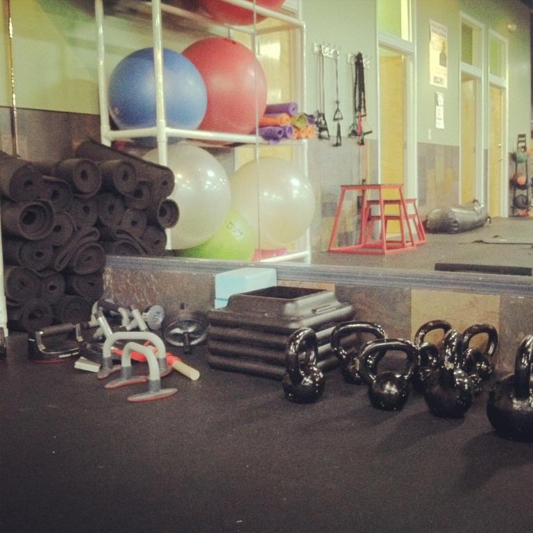 Plenty of functional fitness fun!