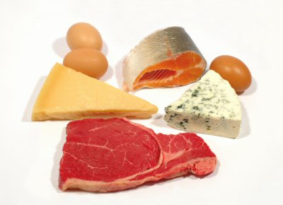 Protein is key to building muscle and tissue, but don't over kill it.