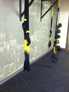 TRX suspension training is a great workout on its own, or folded into your routine.